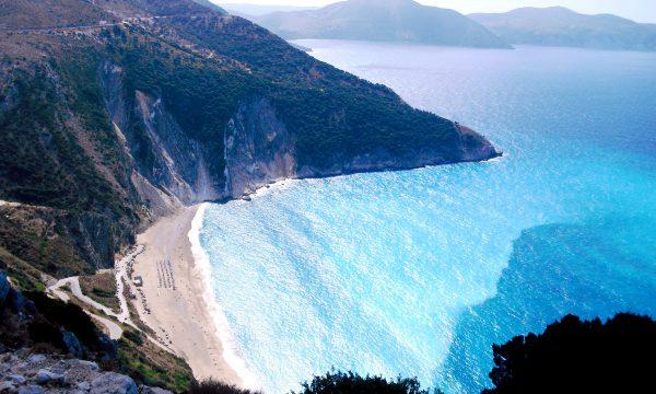Reisen Griechenland Travel Blog Strand Meer